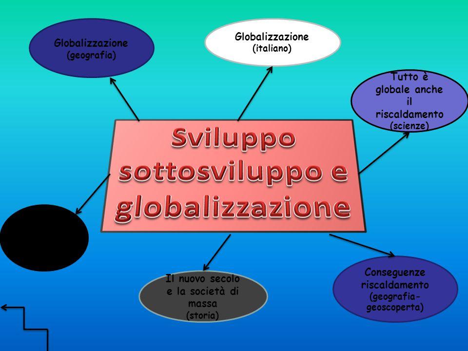 Globalizzazione (geografia) Globalizzazione