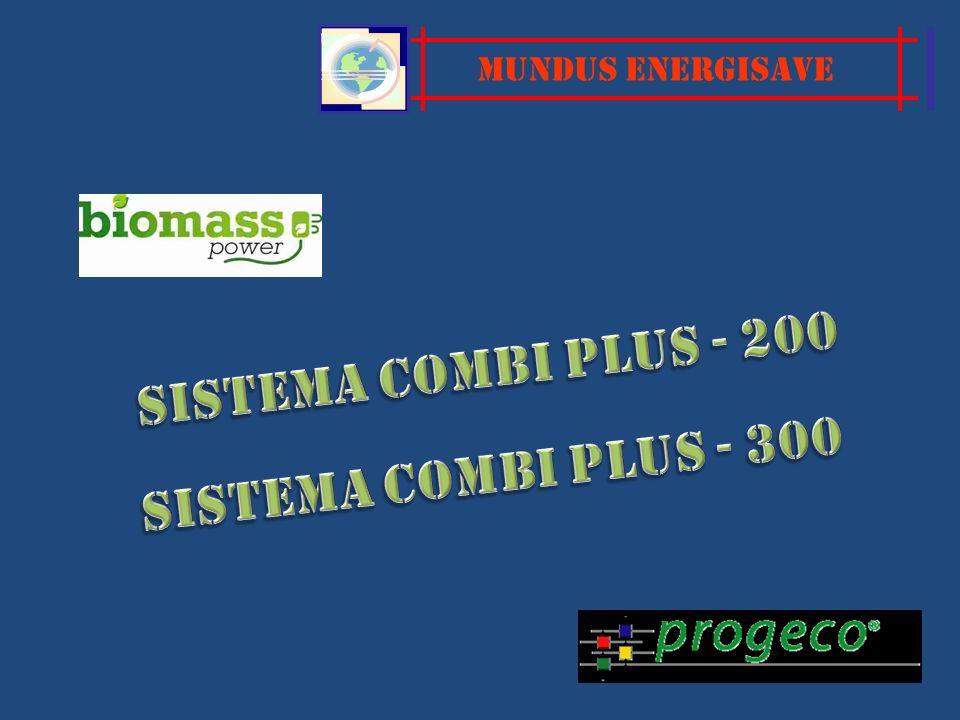 MUNDUS ENERGISAVE SISTEMA COMBI PLUS - 200 SISTEMA COMBI PLUS - 300