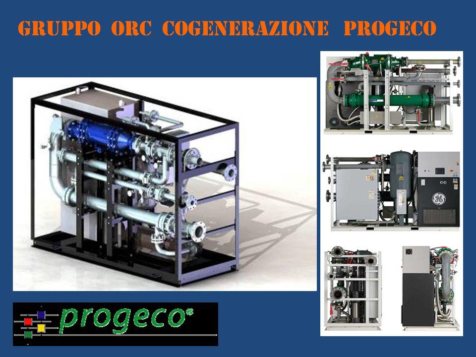 GRUPPO ORC COGENERAZIONE PROGECO