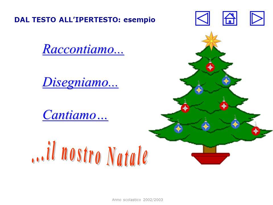 ...il nostro Natale Raccontiamo... Disegniamo... Cantiamo…
