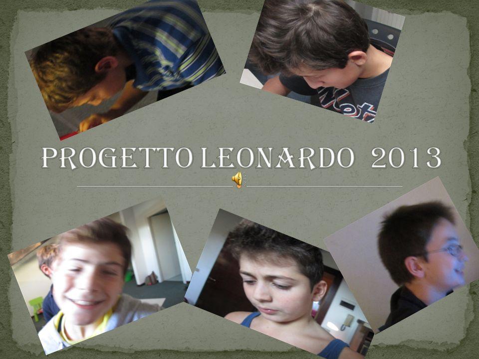 Progetto leonardo 2013