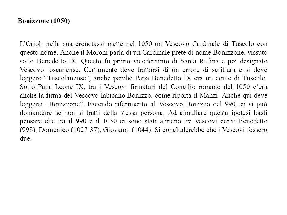 Bonizzone (1050)