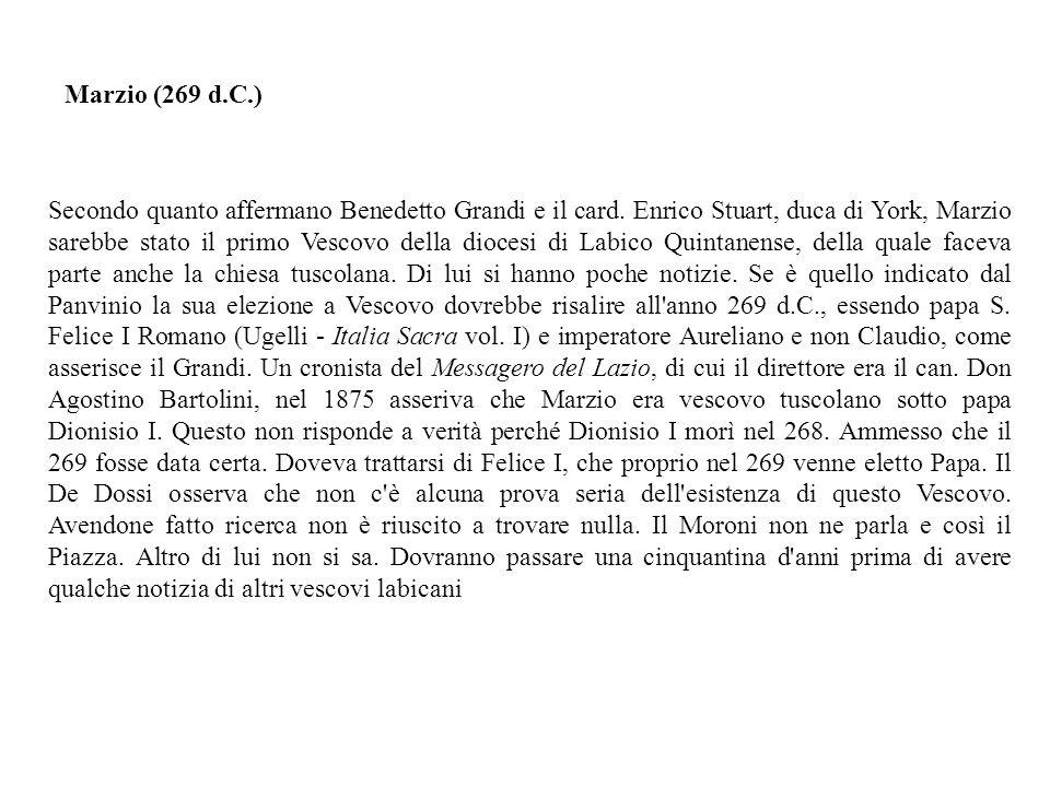 Marzio (269 d.C.)
