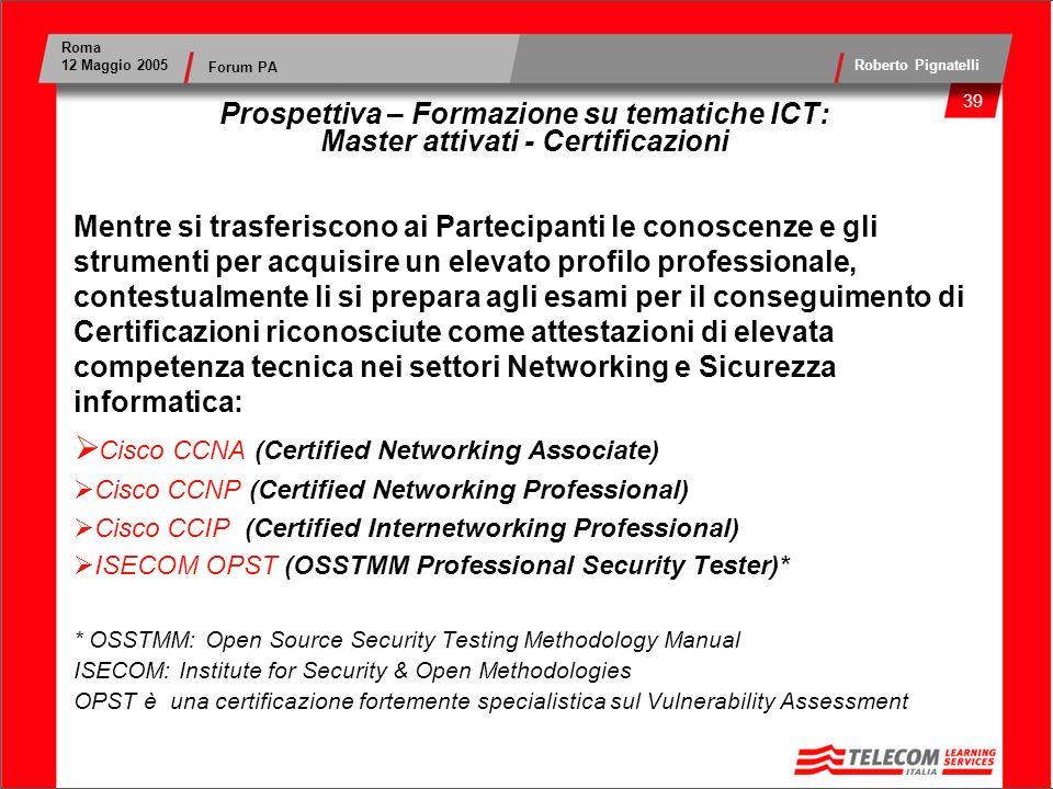 Cisco CCNA (Certified Networking Associate)