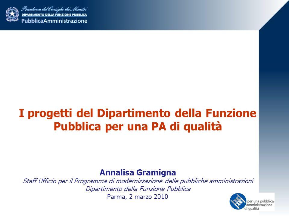 Dipartimento della Funzione Pubblica