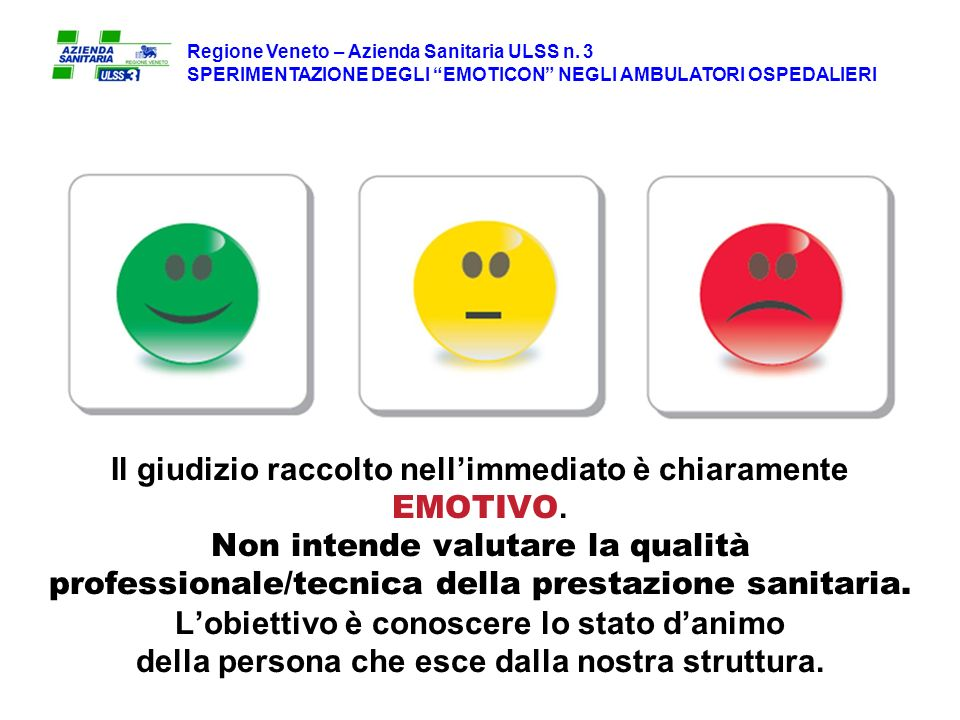 Regione Veneto – Azienda Sanitaria ULSS n
