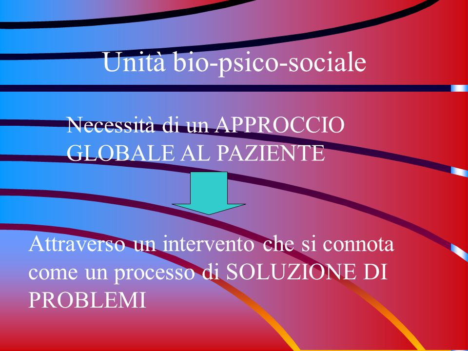 Unità bio-psico-sociale