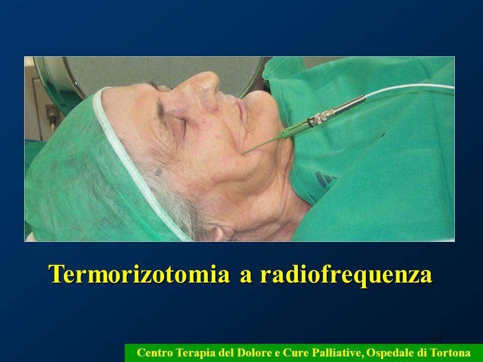 Termorizotomia a radiofrequenza