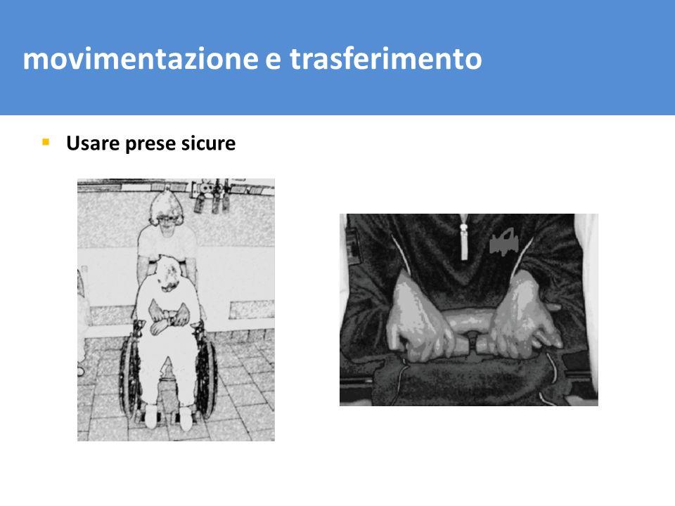 movimentazione e trasferimento