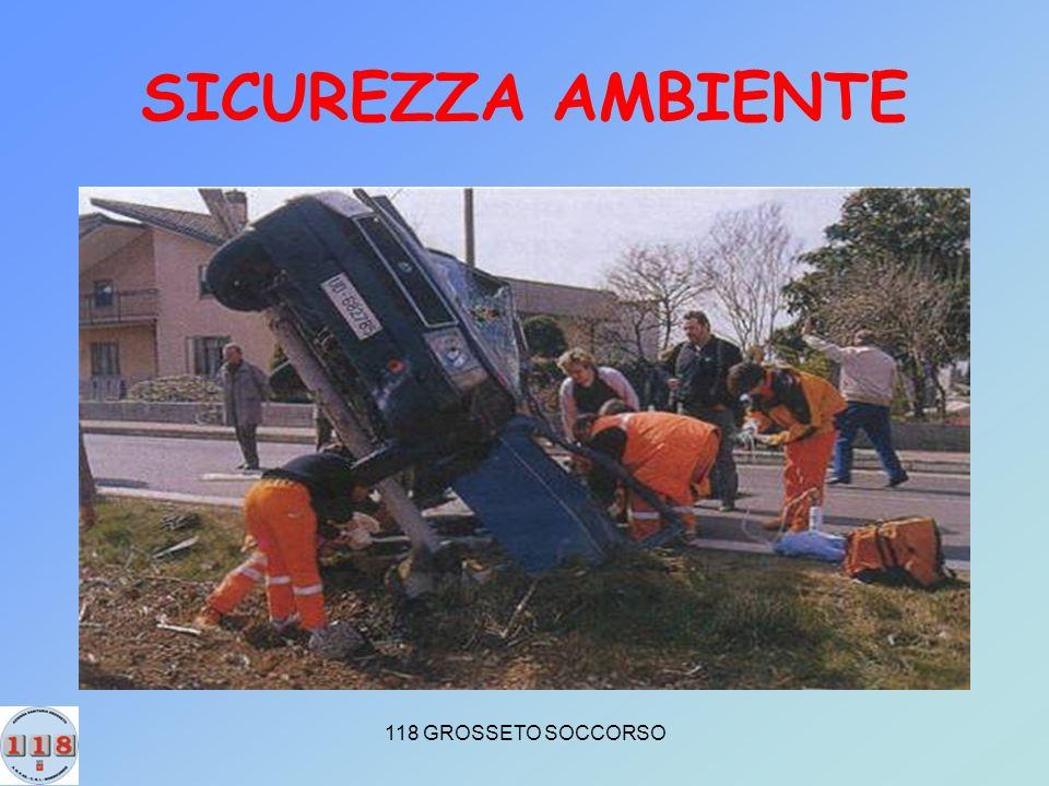 SICUREZZA AMBIENTE 118 GROSSETO SOCCORSO