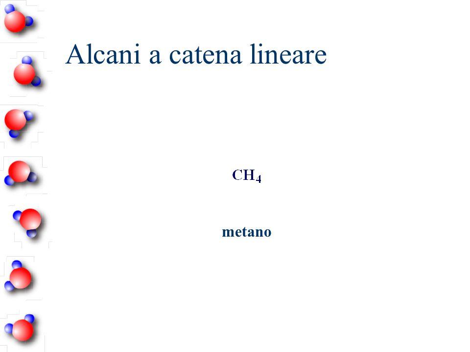 Alcani a catena lineare