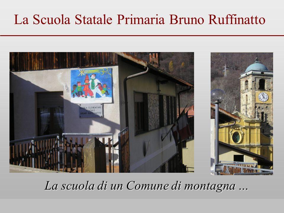 La Scuola Statale Primaria Bruno Ruffinatto
