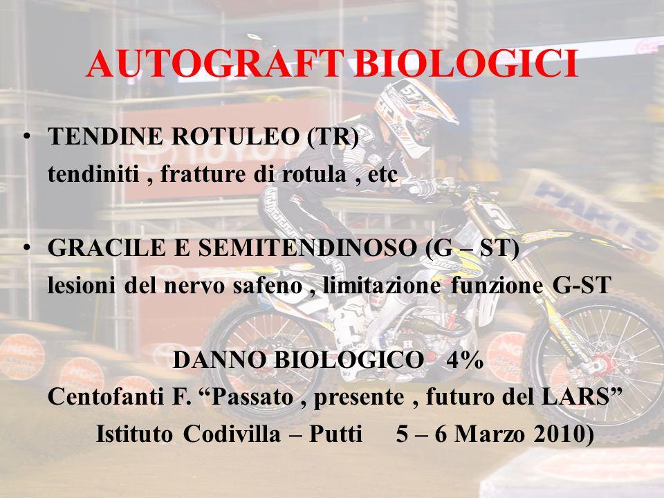 Istituto Codivilla – Putti 5 – 6 Marzo 2010)