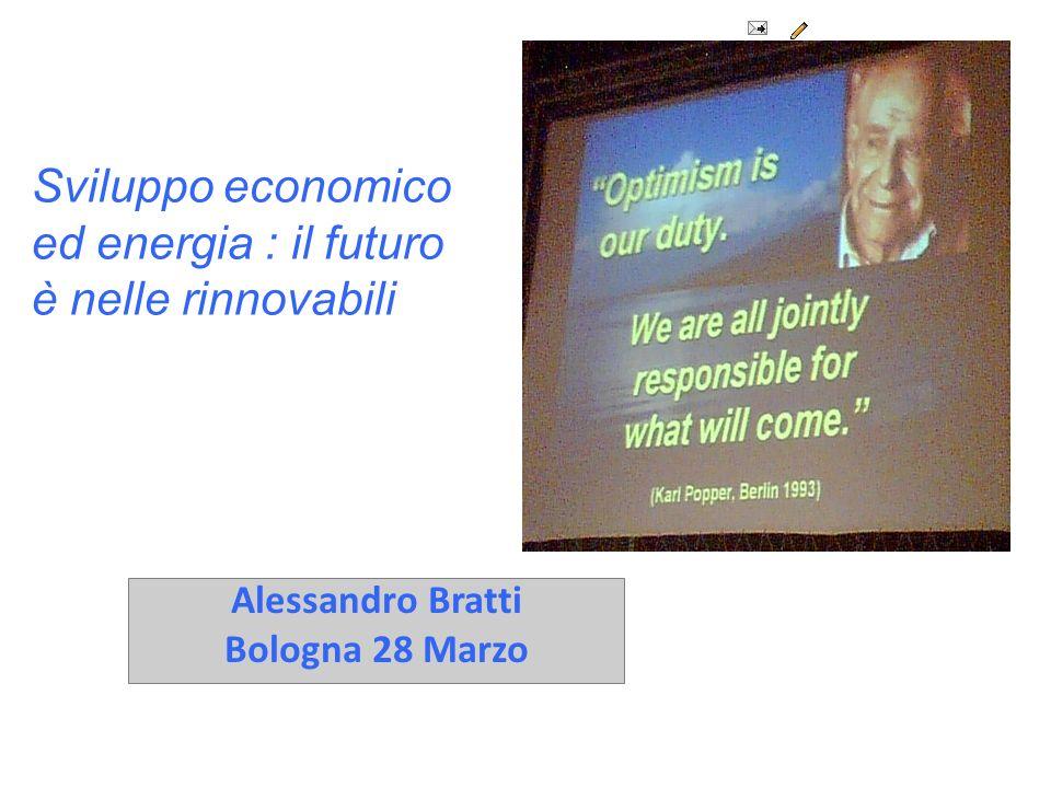 Alessandro Bratti Bologna 28 Marzo