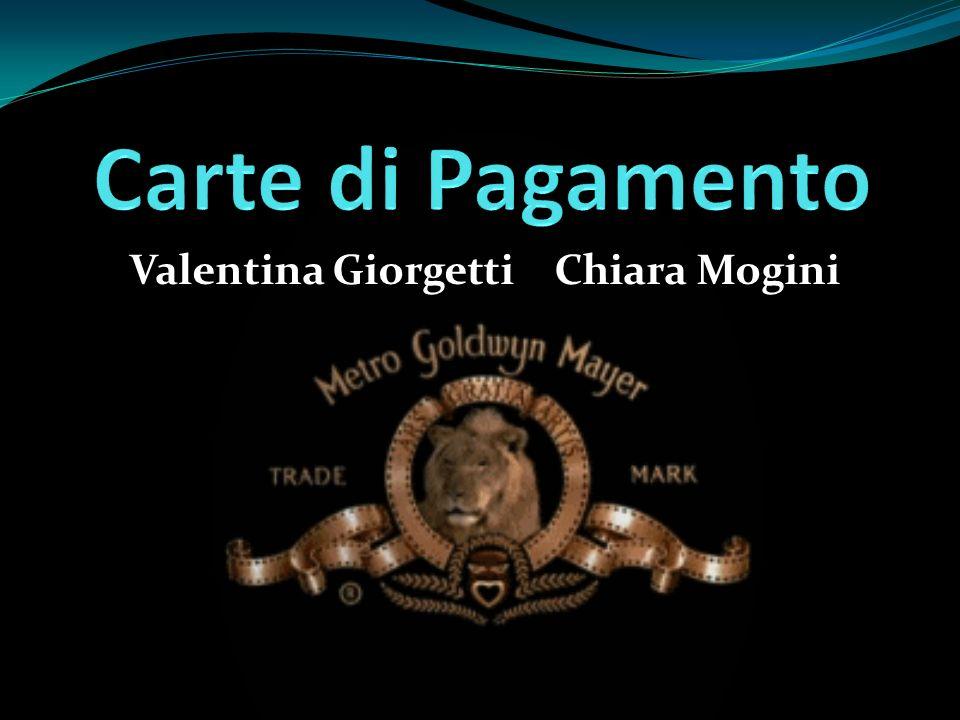 Valentina Giorgetti Chiara Mogini