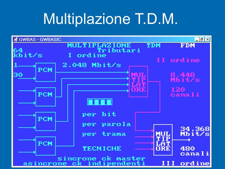 Multiplazione T.D.M.