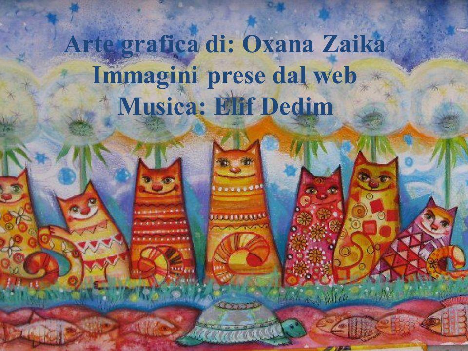 Arte grafica di: Oxana Zaika