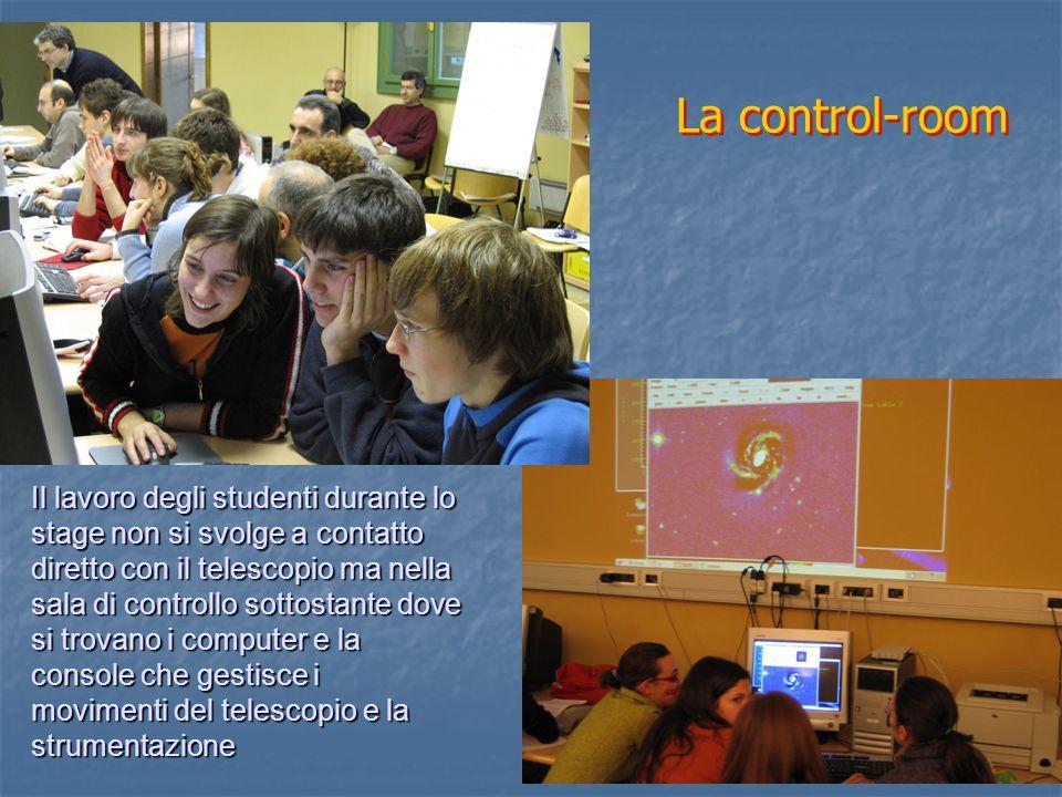 La control-room