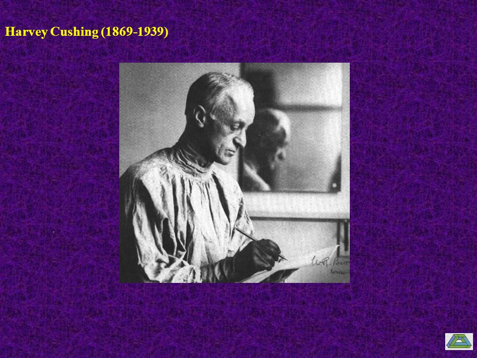 Harvey Cushing (1869-1939) .
