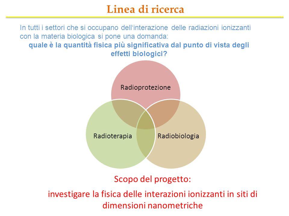 Linea di ricerca Scopo del progetto: