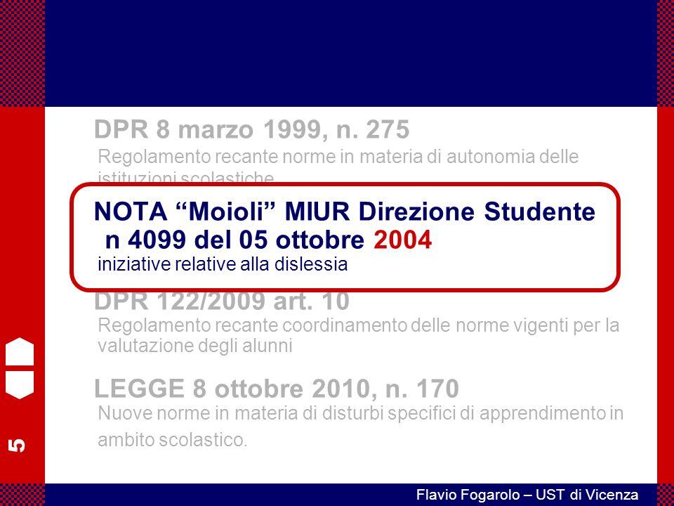 DPR 8 marzo 1999, n. 275 Regolamento recante norme in materia di autonomia delle istituzioni scolastiche