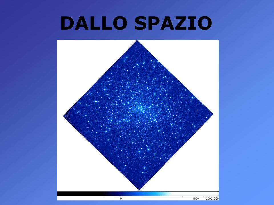 DALLO SPAZIO