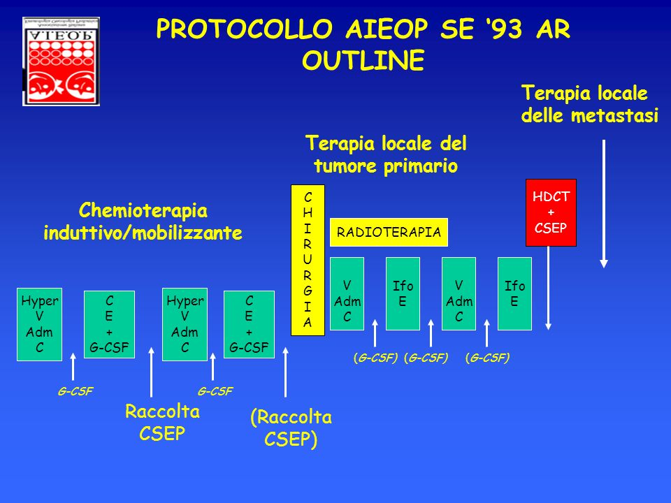 PROTOCOLLO AIEOP SE '93 AR OUTLINE