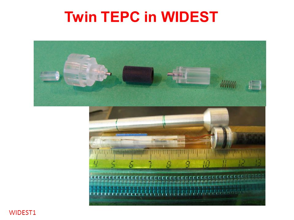 Twin TEPC in WIDEST WIDEST1