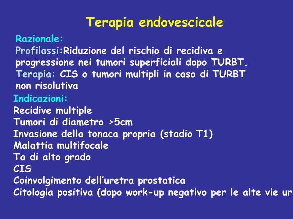 Terapia endovescicale