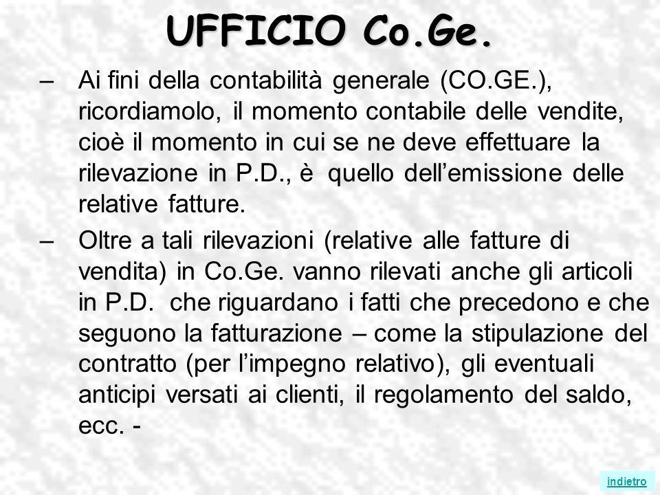 UFFICIO Co.Ge.