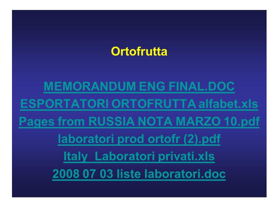 MEMORANDUM ENG FINAL.DOC ESPORTATORI ORTOFRUTTA alfabet.xls