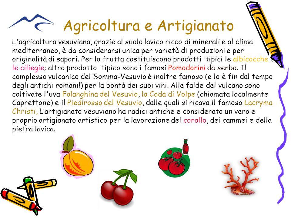 Agricoltura e Artigianato