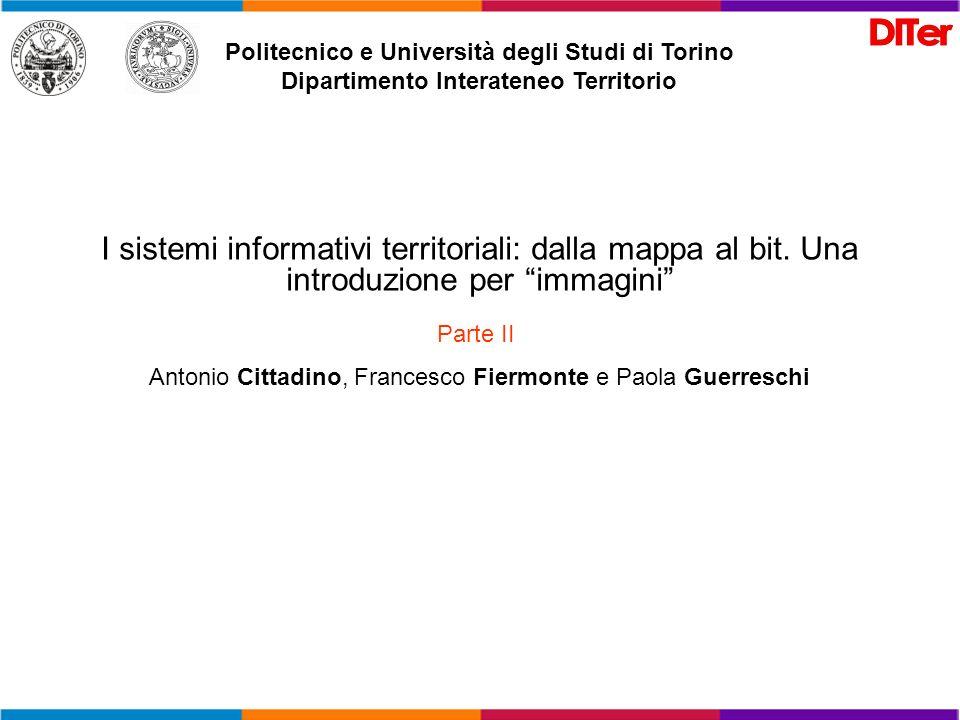 Politecnico e Università degli Studi di Torino