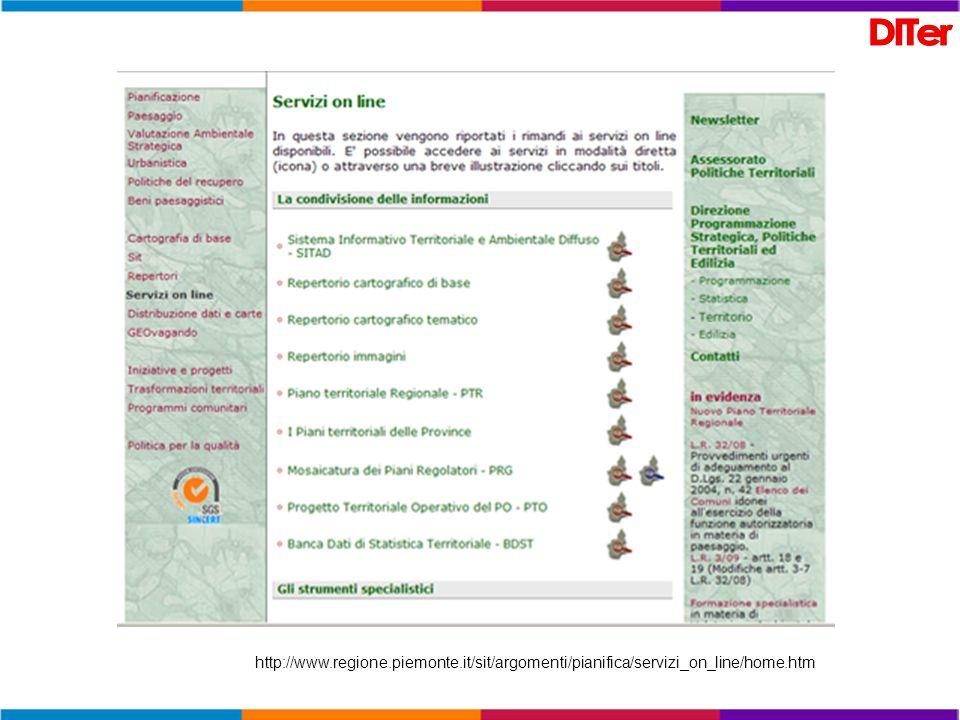 http://www. regione. piemonte