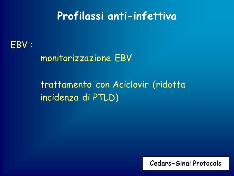Profilassi anti-infettiva