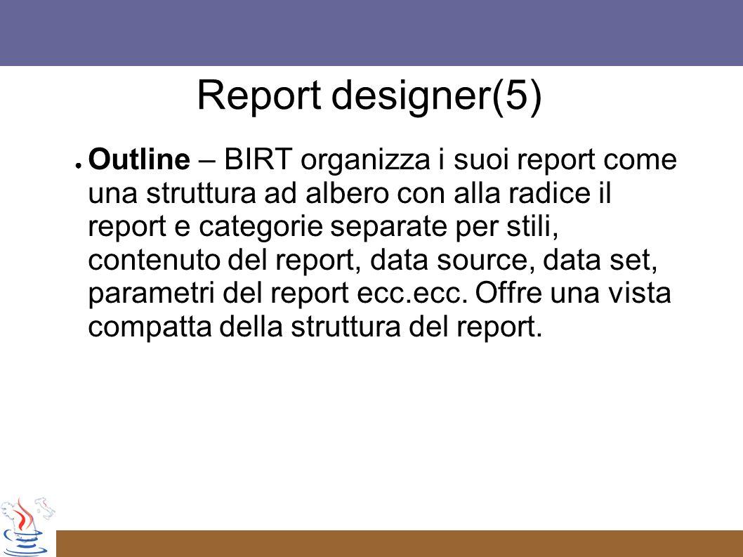 Report designer(5)