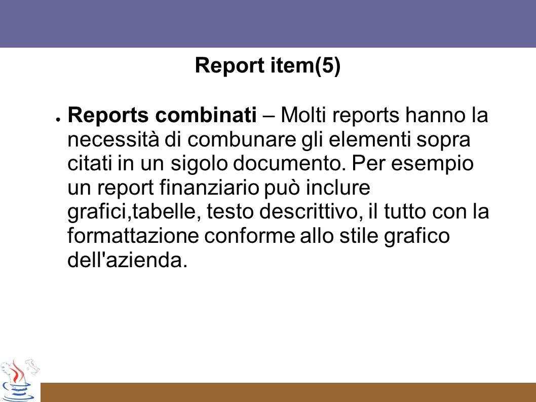 Report item(5)