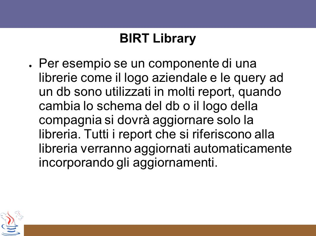 BIRT Library