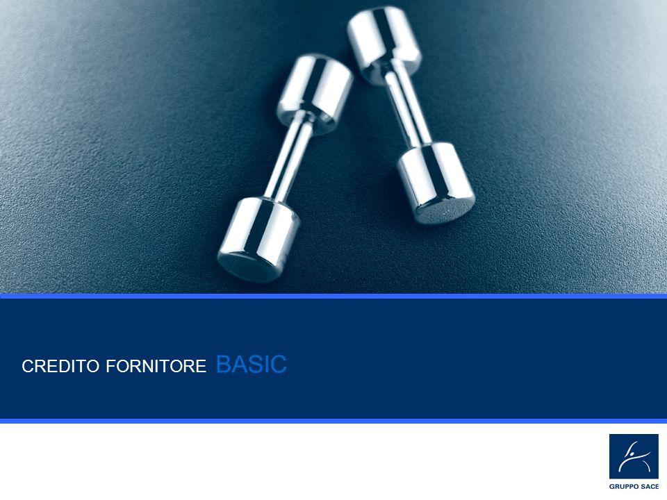 CREDITO FORNITORE BASIC