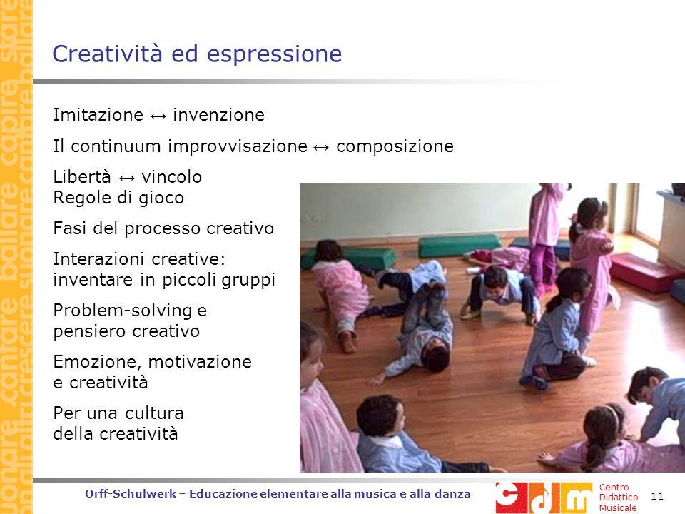 Creatività ed espressione