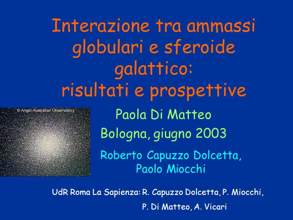 Roberto Capuzzo Dolcetta, Paolo Miocchi