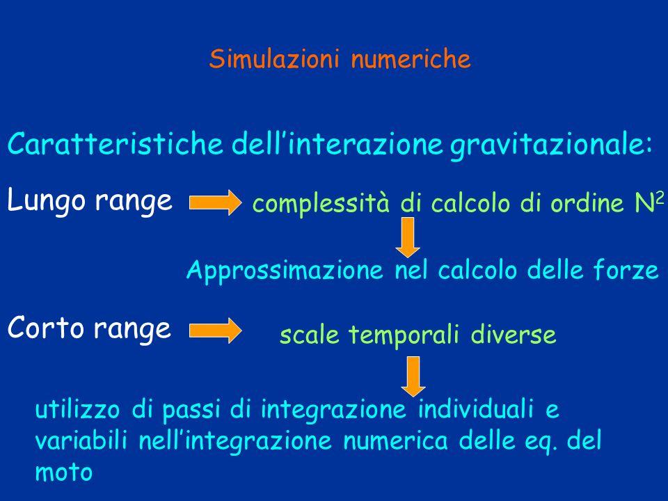 Simulazioni numeriche