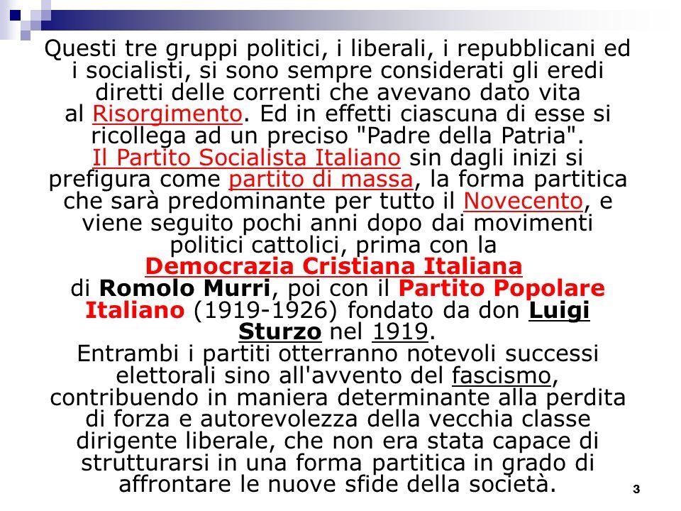 Democrazia Cristiana Italiana