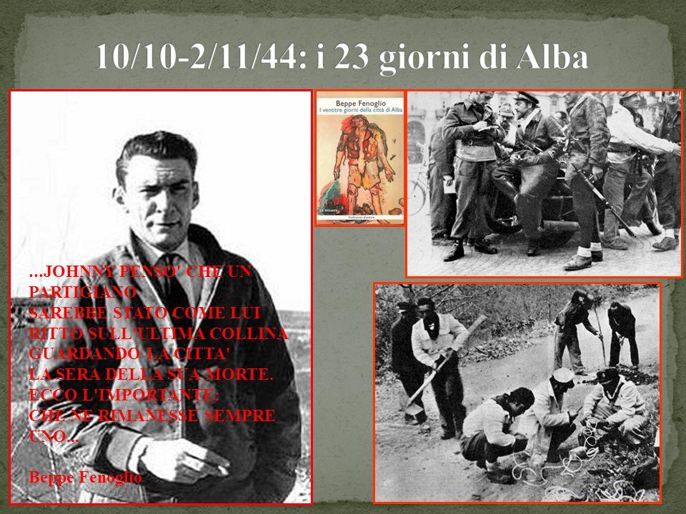 10/10-2/11/44: i 23 giorni di Alba