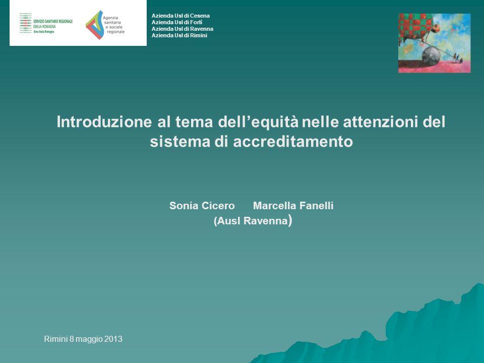 Sonia Cicero Marcella Fanelli