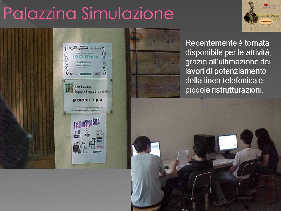 Palazzina Simulazione