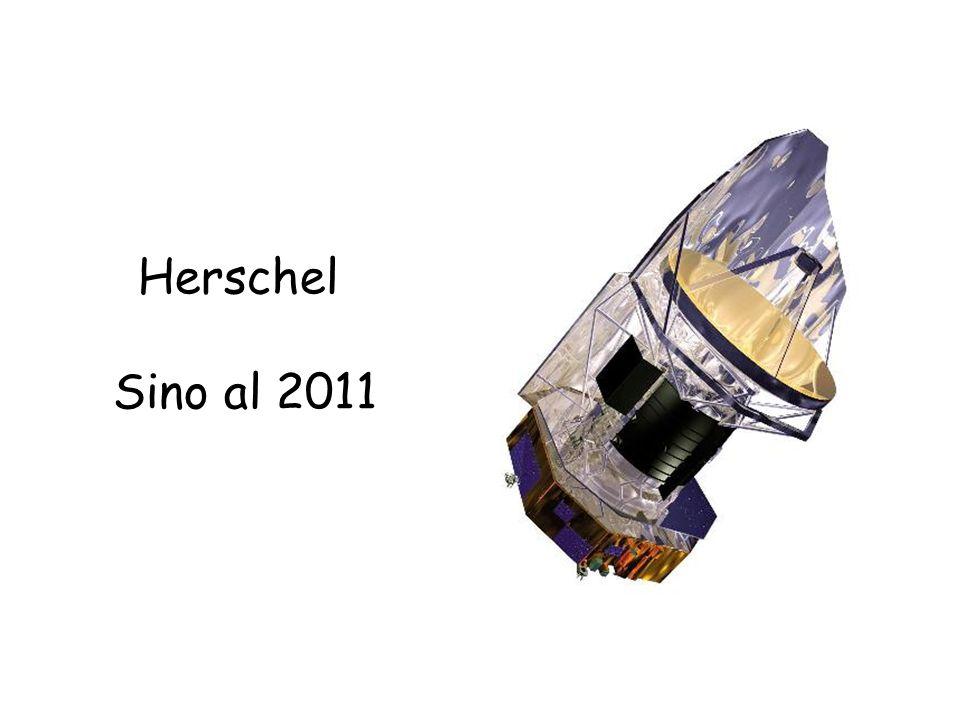 Herschel Sino al 2011