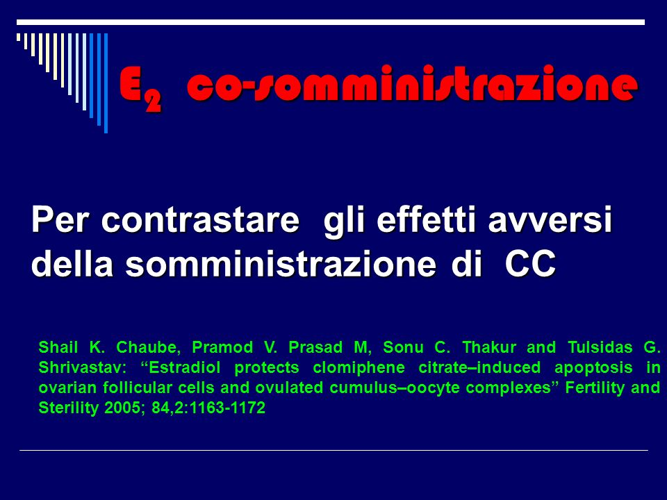 E2 co-somministrazione