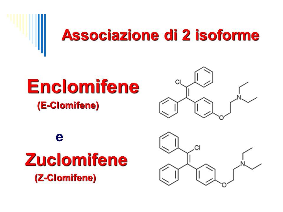 Associazione di 2 isoforme