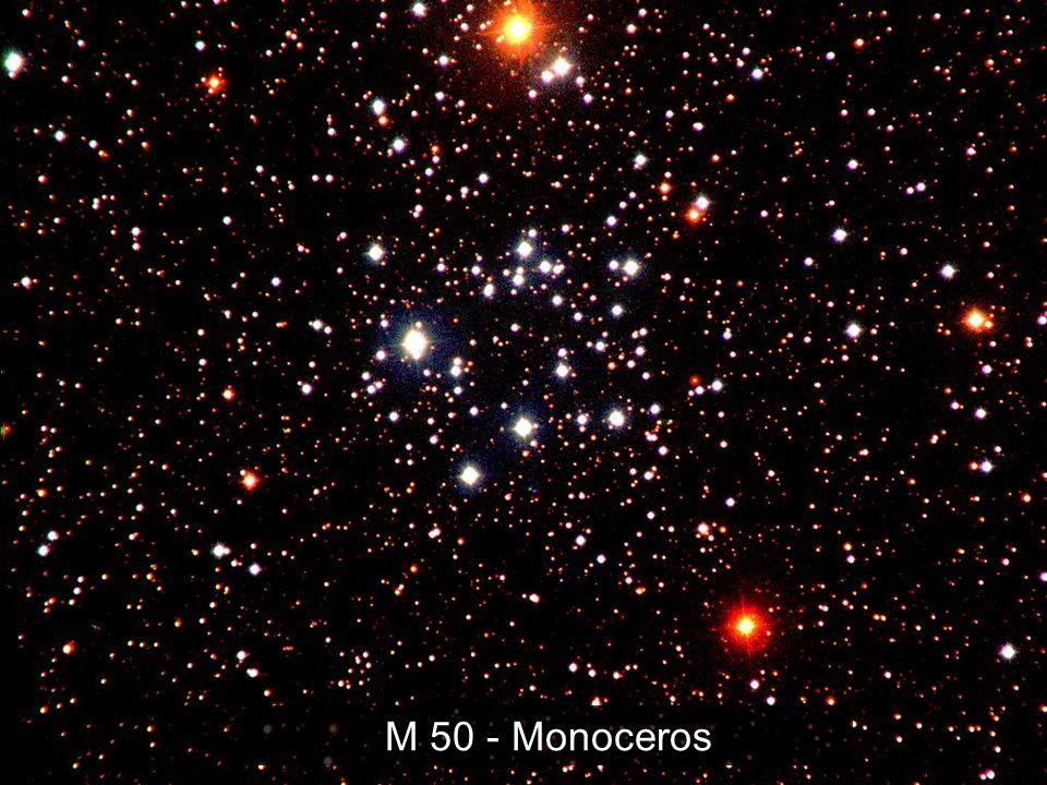 M 50 - Monoceros